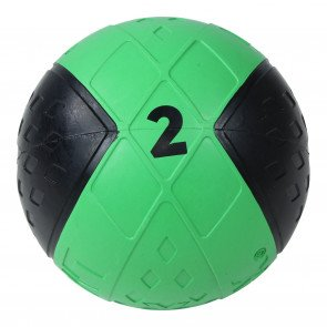 Lifemaxx LMX1250 medicine ball 2 kg