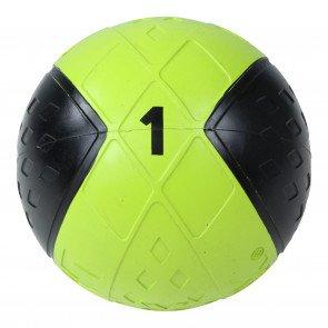 Lifemaxx LMX1250 medicine ball (soft touch) 1 kg