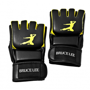 Tunturi MMA Grappling Worstelhandschoenen | Bruce Lee Signature