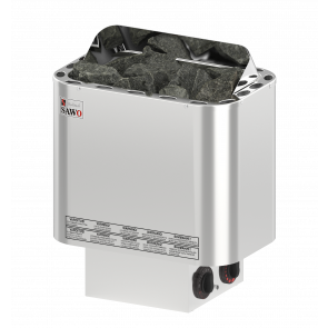 Sawo Nordex Next saunakachel 6 kW (ingebouwde besturing)