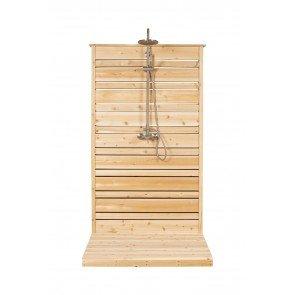 Savannah houten buitendouche