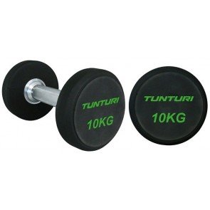 Tunturi PRO PU dumbbell voordeelset 14 T/M 32 kg