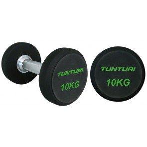 Tunturi PRO PU dumbbell voordeelset 34 T/M 42 kg