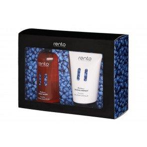Rento cadeauset - Blueberry bodywash en sauna honey