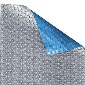 Zwart Blauw solar ECO zomerzeil noppenfolie 400 micron
