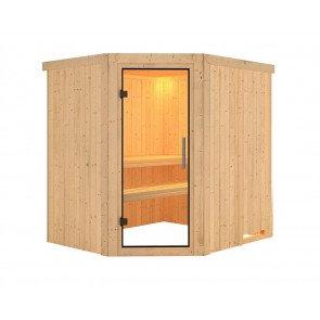 Rhodos Kouva sauna 200 x 170 x 200 cm