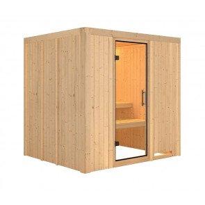 Rhodos Kuha sauna 200 x 170 x 200 cm