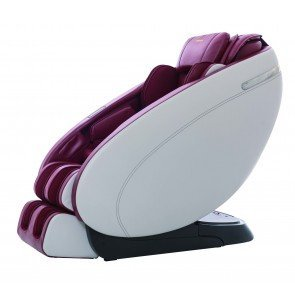 T-Chair TC-730 elektrische massagestoel - rood