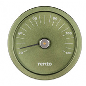 Rento sauna thermometer (Groen)