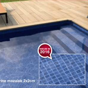 Zwembad Aqualiner 75/100ste patroon