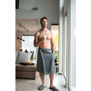 Spa wrap towel granite