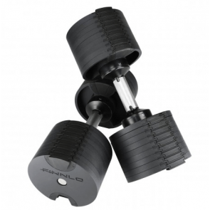 Finnlo dumbbell set (smartlock)
