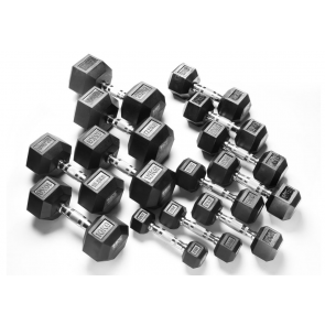 Burn Gear HEXA Dumbbell Set 1 T/M 20 kg