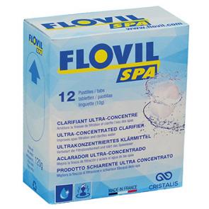 Flovil Spa vlokmiddel 12 tabletten