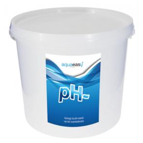 pH- zwembad