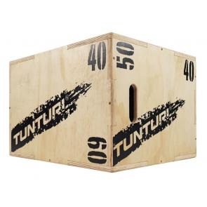 Tunturi Plyo Box Houten Fitness Kist