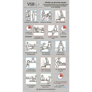 Saunabadreglement VSB