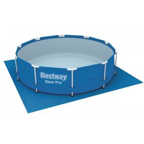 Bestway grondzeil - 335 x 335 cm