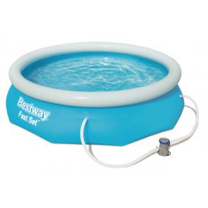 Bestway Fast Set zwembad - 244 x 66cm