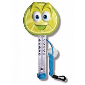 Tutti Frutti zwembad thermometer limoen