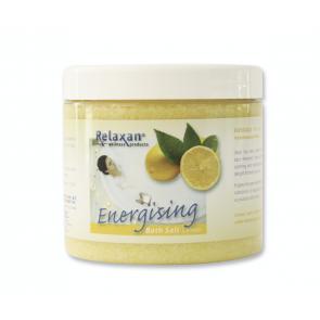Relaxan dode zee badzout - citrus (250 gram)