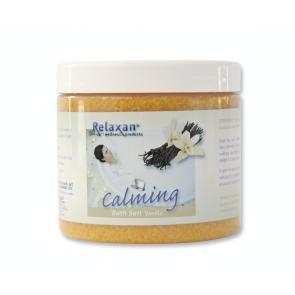 Relaxan dode zee badzout - vanille (250 gram)