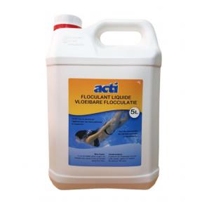 ACTI vloeibaar vlokmiddel 5 liter