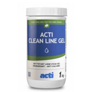 ACTI waterlijn reiniger gel 1 liter
