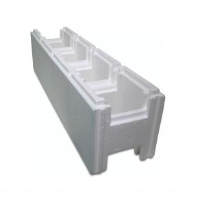EPS zwembad bouwblok 1000 x 250 x 250 mm