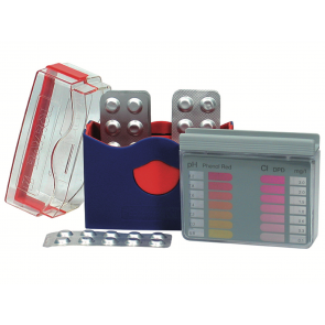 Lovibond chloor (DPD) en pH testset + tabletten