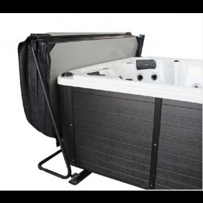 PoolKing spa coverlift aluminium