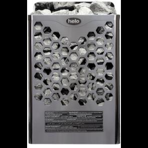 Helo Hanko 80 D saunakachel 8 kW (externe besturing) - Chroom