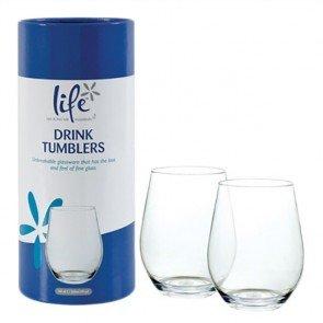 Spa Life Water Glazen