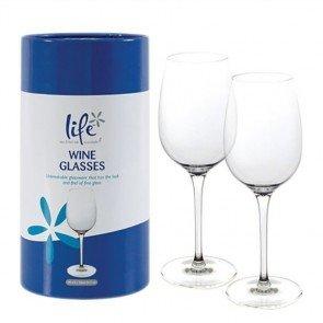 Spa Life Wijn Glazen