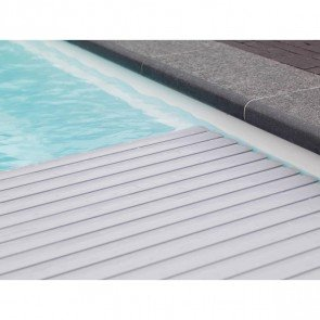 Starline Roldeck PVC lamellen - grijs (per m2)