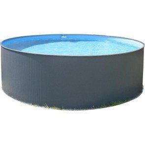 Summer Fun Sark stalen zwembad - 350 x 90 cm