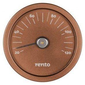 Rento sauna thermometer (koper)