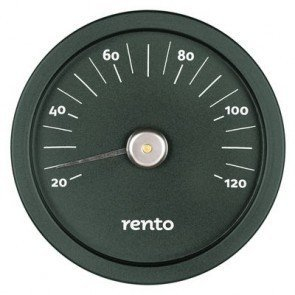 Rento sauna thermometer (donker groen)