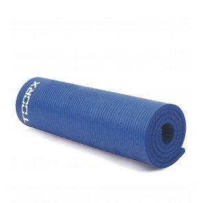 Toorx fitnessmat PRO 172 x 61 cm - blauw