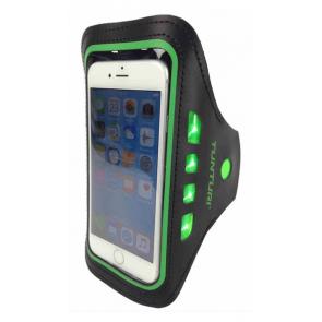 Tunturi LED Smartphone drager | Groen