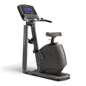 Matrix Fitness Hometrainer U50 XR display