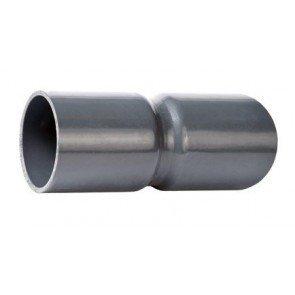 PVC sok 63 mm voor flexibele slang