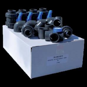 PVC leidingwerk pakket ⌀63 mm