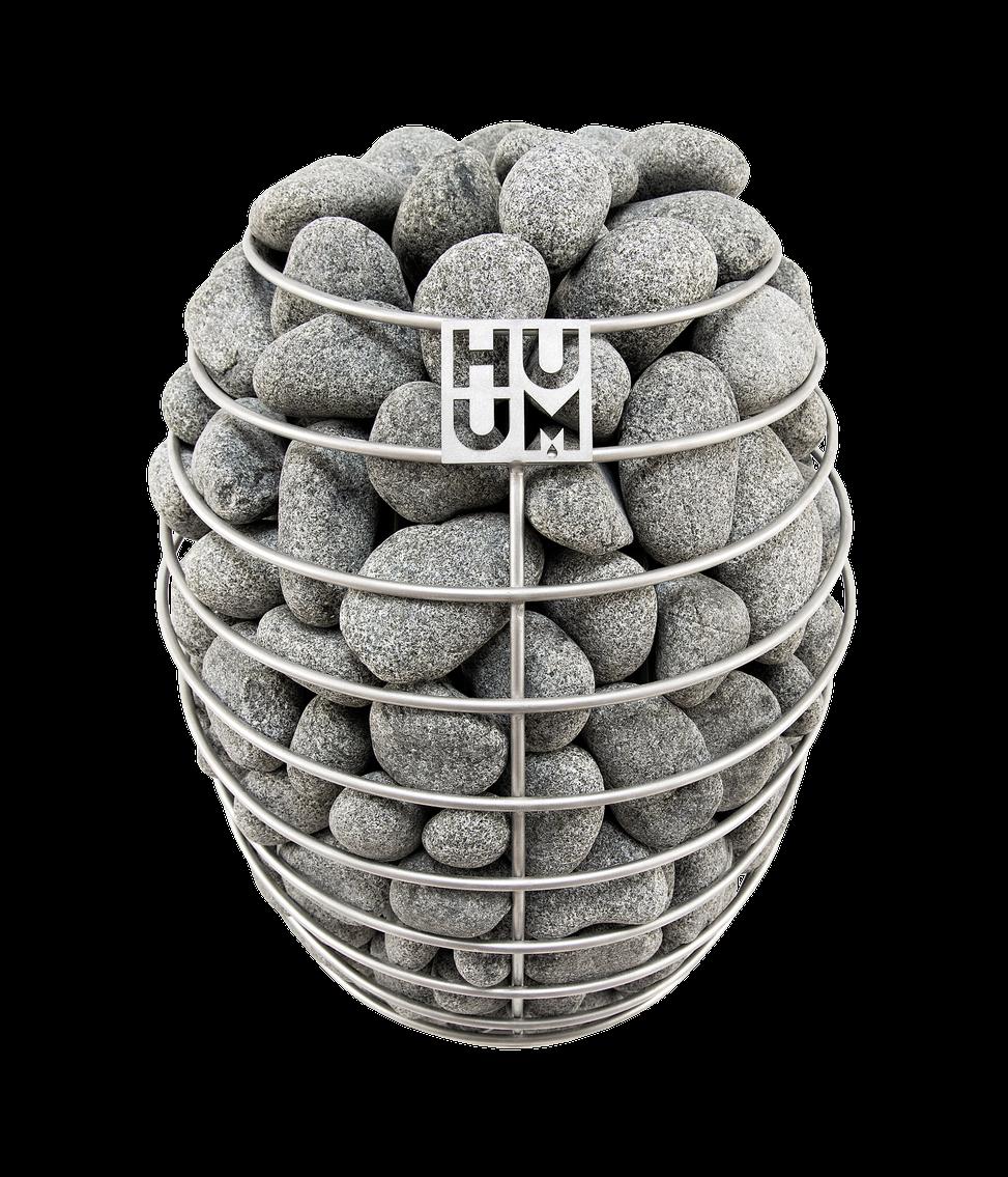 Afbeelding van Huum Drop 9 kW saunakachel (externe besturing)