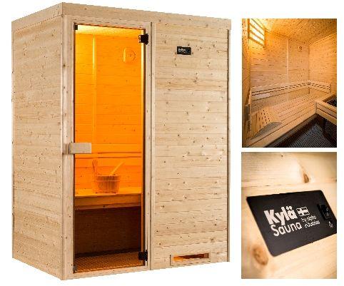 Afbeelding van Alpha Heat Kylä Compact Sauna, 150 x 110