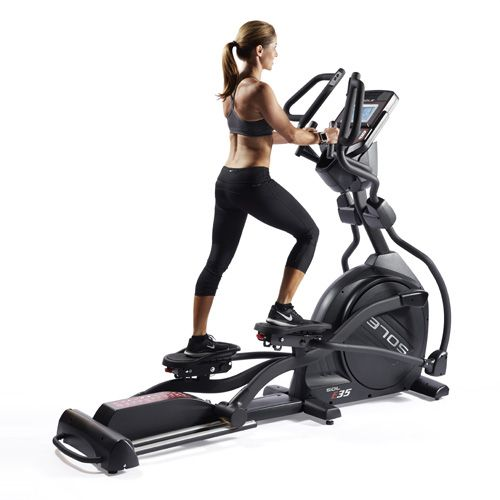 Afbeelding van Sole Fitness E35 crosstrainer / Elliptical