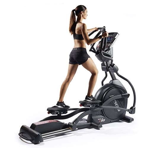 Afbeelding van Sole Fitness E95 crosstrainer / Elliptical