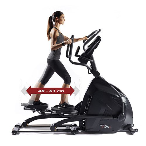 Afbeelding van Sole Fitness E95s crosstrainer / Elliptical