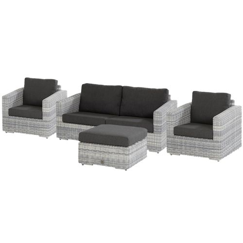 Afbeelding van 4 Seasons Outdoor Edge Ice lounge set