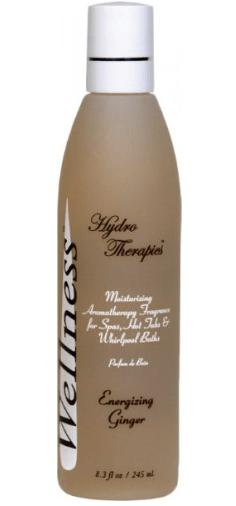 Afbeelding van Aromatherapie Wellness - Energizing Ginger